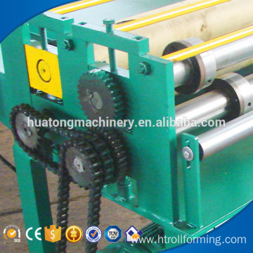 Newly color steel metal slitting machine japan