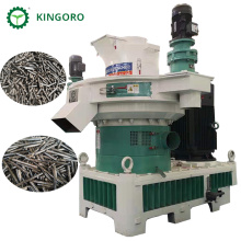 Automatic Lubrication 6-12mm Wood Pellet Machine