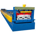 Galvanized Steel Floor Decked Roll Forming Machine