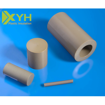 PEEK Rod Bar Tube Sheet