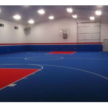 Snap Together Modular Sports Flooring Tile