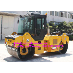 XCMG XD82 double drum  road roller 8500kgs