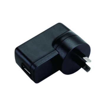 10W Custom Promotion USB Charger AU Plug Adapter