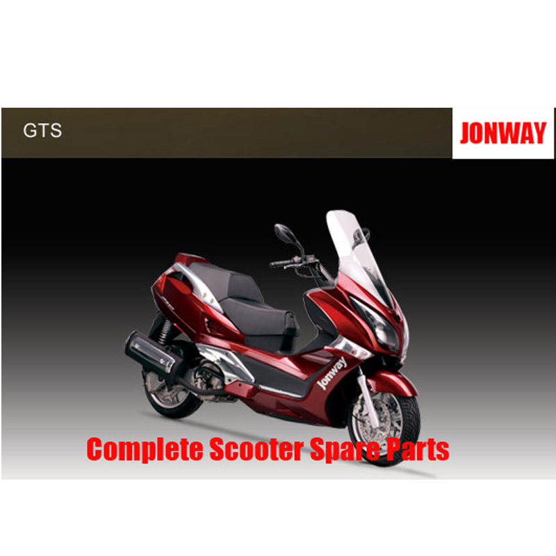 Jonway GTS Complete Scooter Spare Parts Original Spare Parts