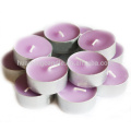 Wholesale Colorful Scented Tealight Candles