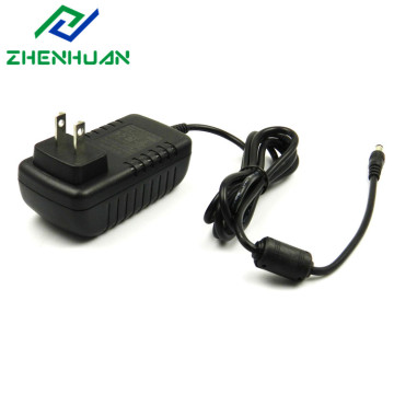 US Stecker 9Volt 3Amp UL AC / DC Adapter 27W