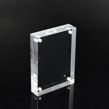 High definition Cheap Price for Acrylic Picture Frames High Quality Clear Acrylic Photo Frame supply to Indonesia Manufacturer