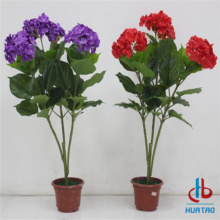 Customized Artificial Flower Potted Plant