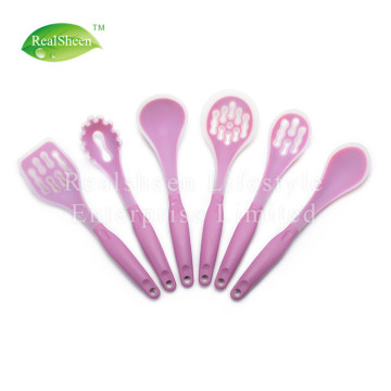6 Piece Best Selling Silicone Kitchen Tools Set
