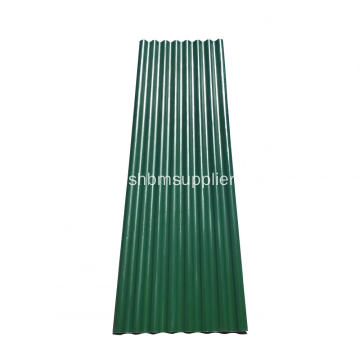 Fireproof High Strength MgO Roofing Sheet