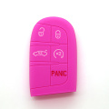 Land Rover 5 buttons silicone car key case