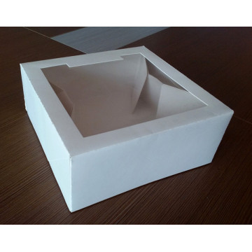 Doughnut / Donut / cupcake box with window