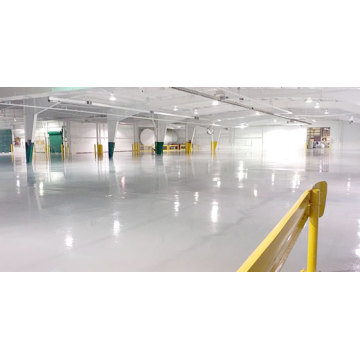 Machinery factory ESD epoxy floors