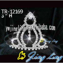 Cheap wholesale rhinestone wedding tiaras