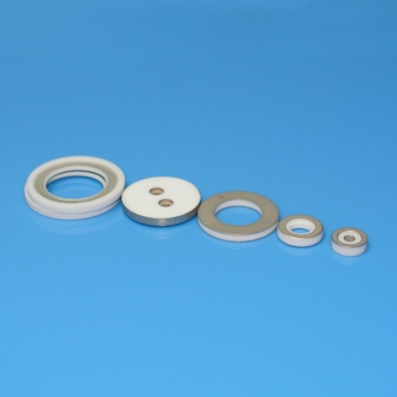 Vula i-Alumina Body Ceramic nge-Mo / Mn Metallization