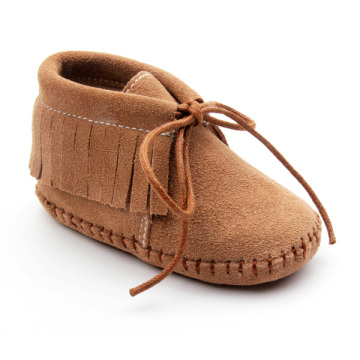 Quanlity Mark thread Baby Shoes Winter Boots
