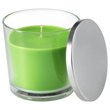 Colorful Natural aroma scented candle