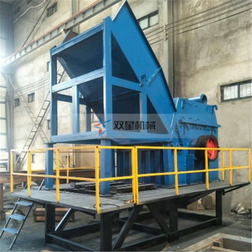 Large Scrap Steel Crusher Equipment on Sale