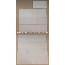 Factory Free sample for Kitchen Hand Towel Z fold hand towel paper export to Jordan Factory