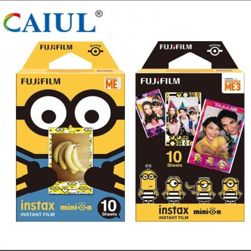 Good Quality for Fujifilm Mini Film Instax Mini Minions Film Paper export to France Importers