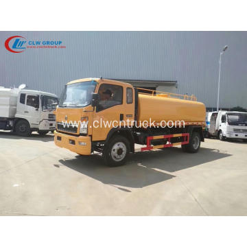 2019 Cheap SINO15000Litres Vehicle Mounted Water Tank