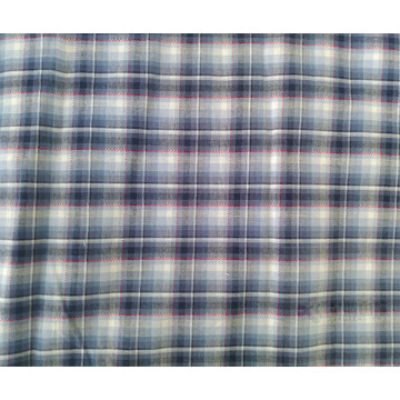 100% Cotton Yarn Dyed Shirt Comfortable Fabric