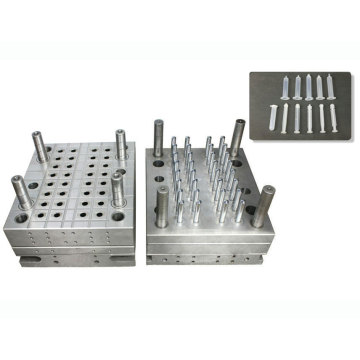 Medical Plastic Injector Mould Syringe Mold