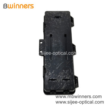 2 Cores Wall Mount Horizontal Ftth Mini Fiber Optic Cable Terminal Box Splice Box