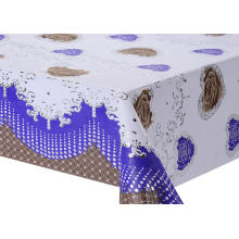 colordrift metallic tablecloth with Silver/Gold