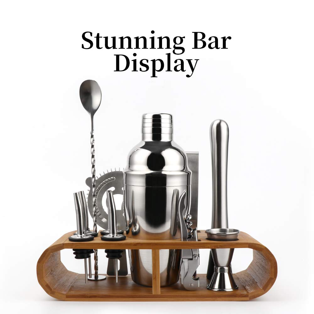 Cocktail Shaker Bar Tools