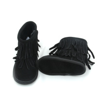 New Arrival for Baby Boots Shoes Popular Baby Leather Shoes Winter Boots Wholesales export to South Korea Factory