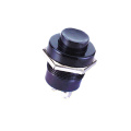 10A 24V DC Waterproof Momentary Push Button Switch