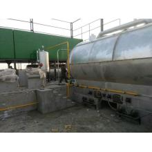 Q245R waste tyre pyrolysis machine