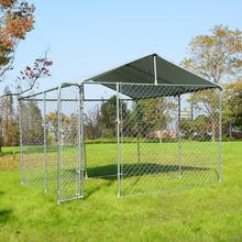 2mX3m Walk in Dog Kennel Pen Run