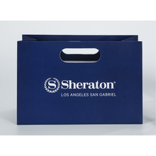 Customized retail shopping paper bags