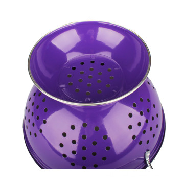 Durable Commercial-Grade Stainless Steel Deep Colander