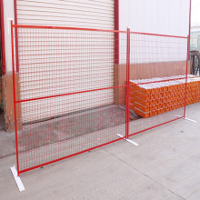 Portable Metal Fence Panels