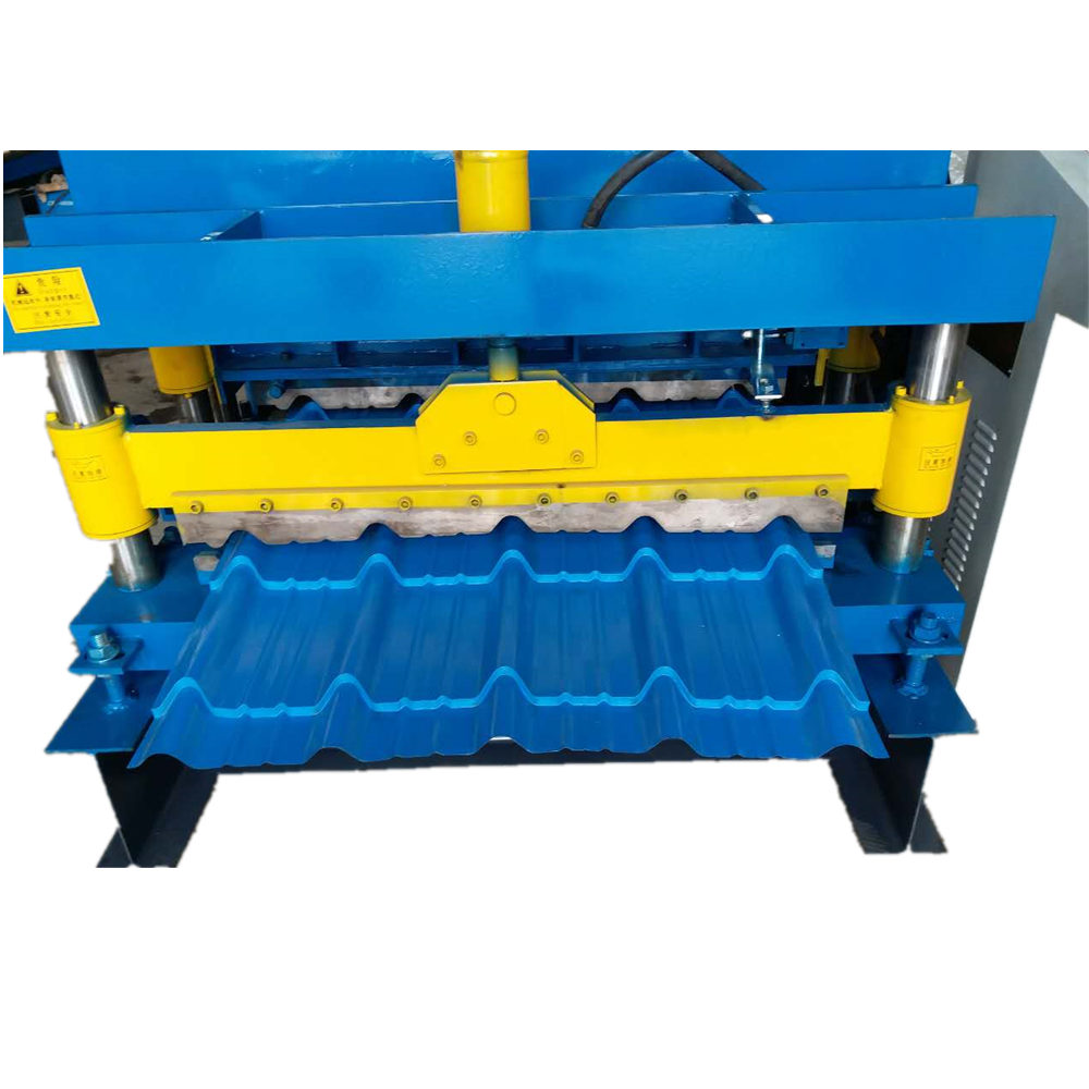 Roofing Glazed Tile Forming Machine