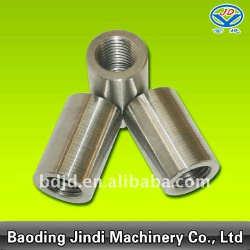 Reinforcing bar coupler for mechanical splicing