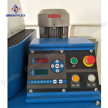Guaranteed quality hydraulic hose pressing machine HT-85A-32