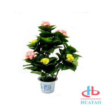 New high quality artificial potted plant for garden