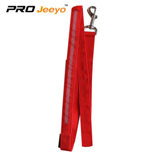 Hi Vis Reflective Red Retractable Pets Leashes
