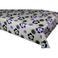 Pvc Printed fitted table covers Ft Fitted Tablecloths