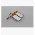 ultra thin small lipo battery 130mAh