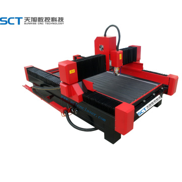 Stone CNC Router for Onyx Jade Carving Relief