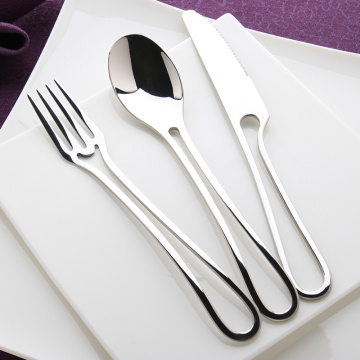 18/8 Elegant Stainless Steel Tableware