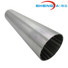 SS Wedge Wire Strainer for Oil Drilling
