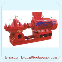 OEM for Electric Ash Sewage Pump Sx Series Double Suction Centrifugal Pump supply to Saudi Arabia Factories