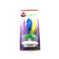 lotus shape music opening musical birthday flower candle