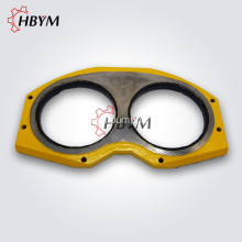 Concrete Pump Tungsten Carbide Wear Plate Cutting Ring